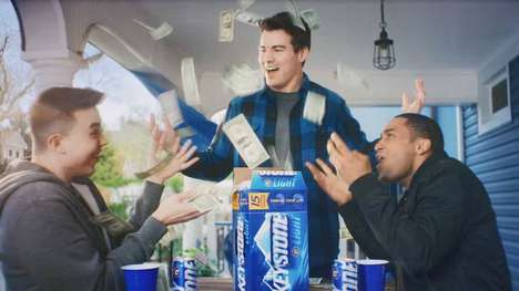 Rent-Paying Beer Promotions : Keystone Light
