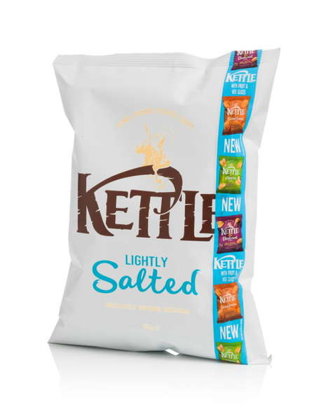 Resealable Potato Chip Packaging : Potato Chip Packaging