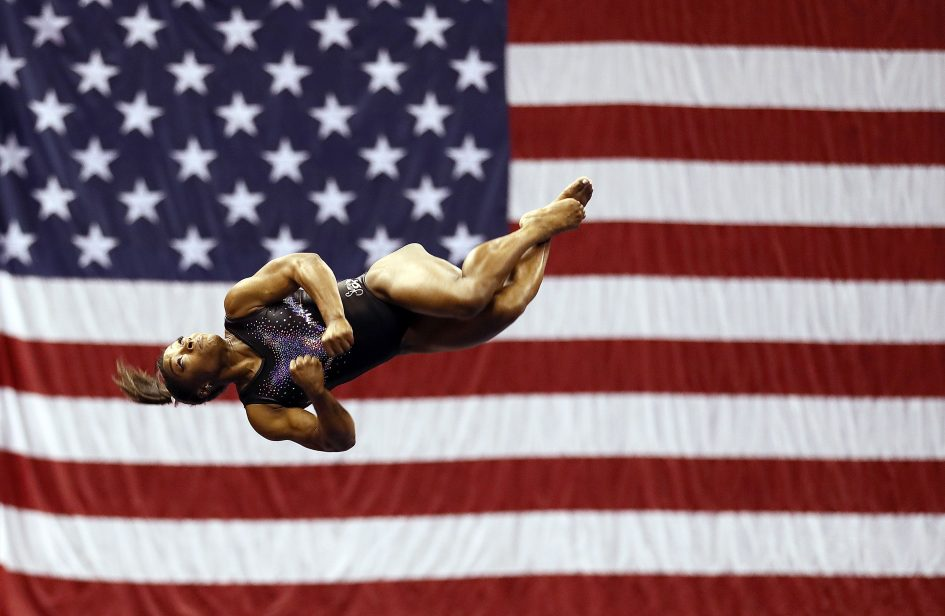 Simone Biles' road to GOAT status, sixth US all-around title, and how it almost didn't happen