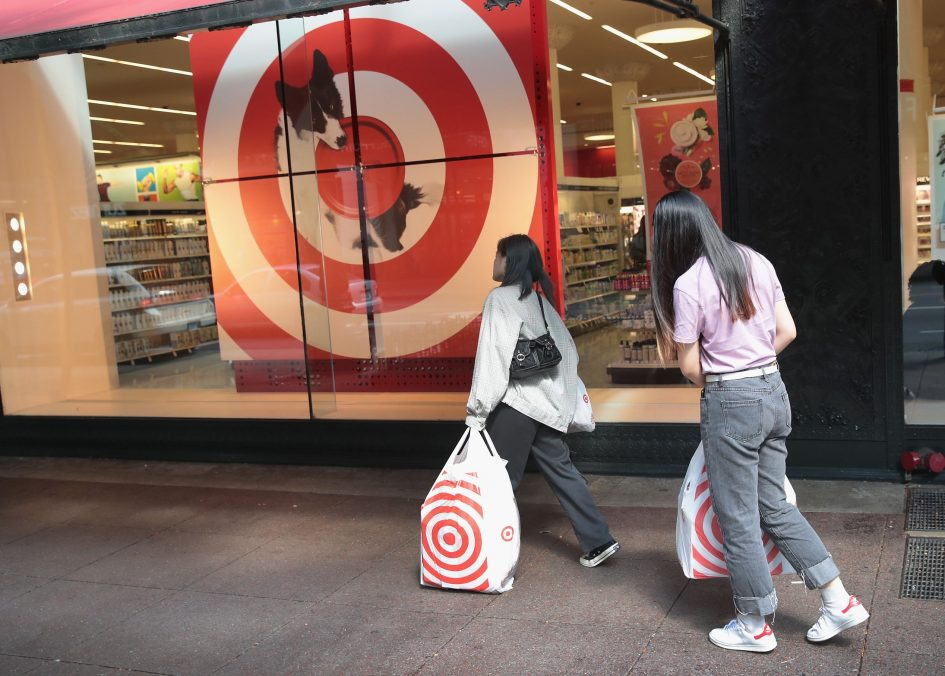 Target shares open at record high after reporting quarterly earnings