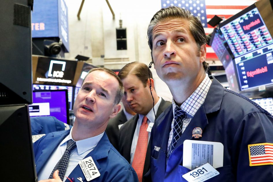 Time to slowly buy stocks — 'Nobody ever made a dime panicking'