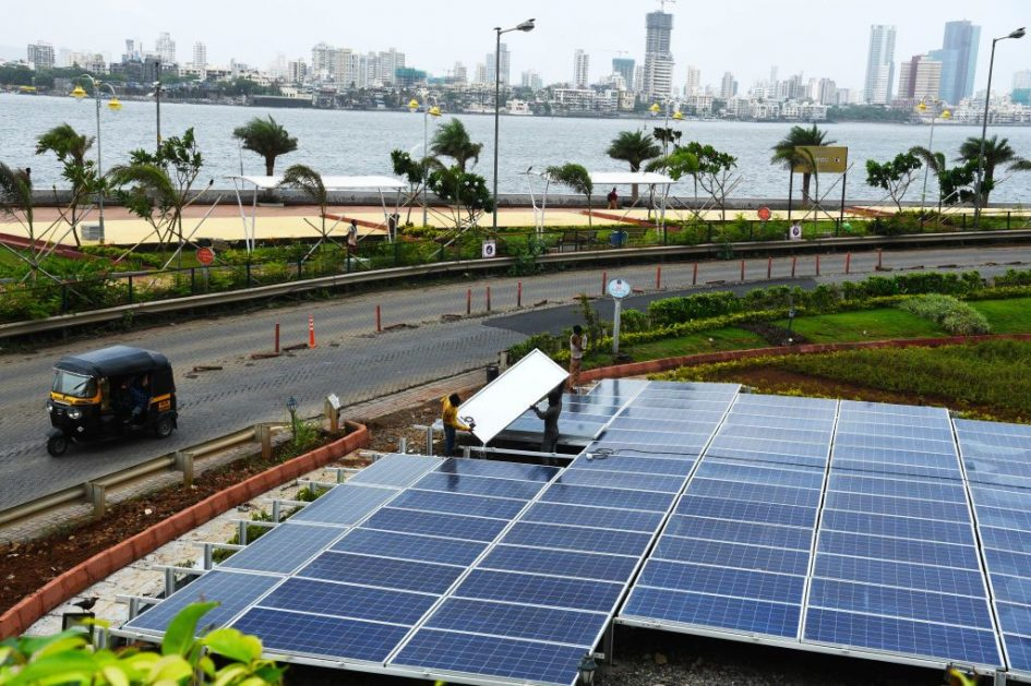 To meet future energy demands, India is pushing toward sustainability
