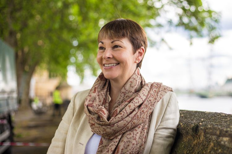 Too much politics? UK Green party MP and anti-Brexit campaigner Caroline Lucas turns curator