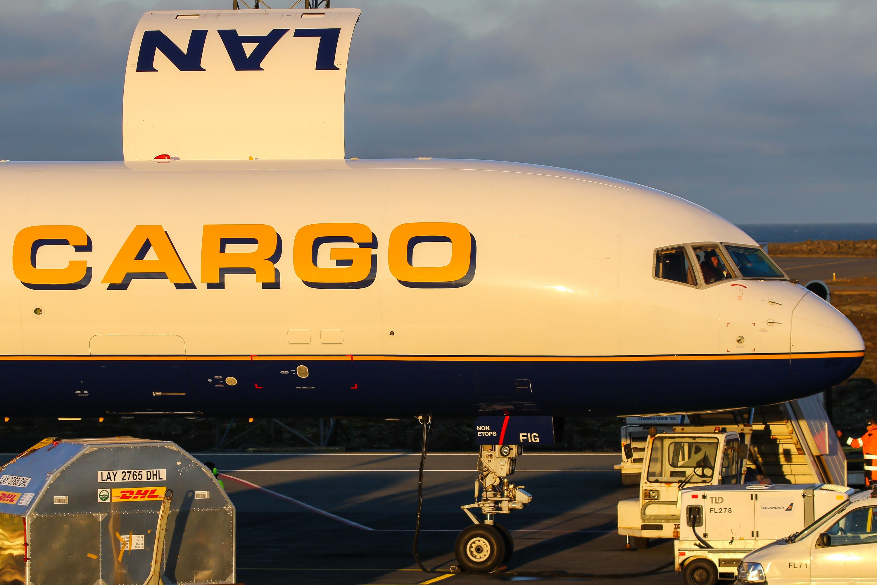 Trump's new tariffs threaten air cargo industry with more gloom