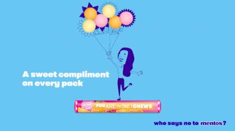 Uplifting Candy Rolls : Complimentos