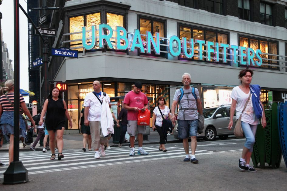 Urban Outfitters reports Q2 2019 earnings