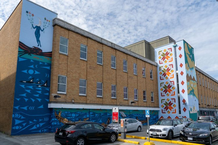 Vancouver mural memorialises First Nations' aide to stranded Indian immigrants