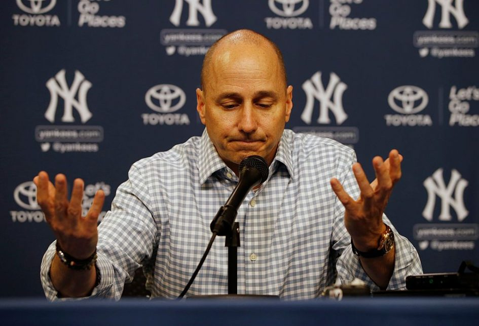 Video of gunpoint police stop of Yankees general manager Brian Cashman
