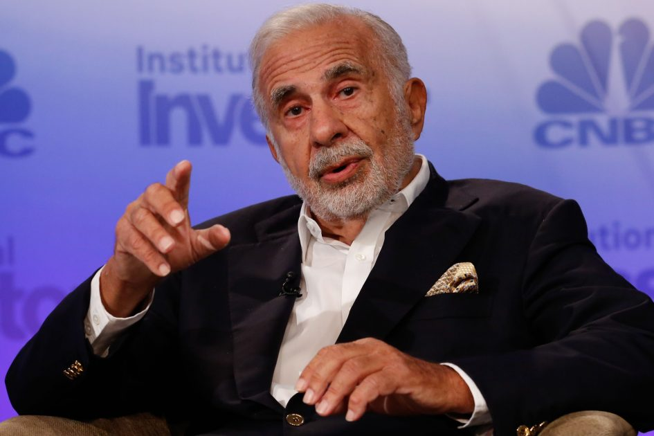 Why Carl Icahn invested in Cloudera