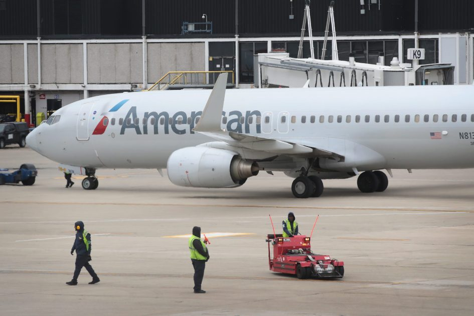 American delays plan to increase seating on planes amid 737 Max grounding