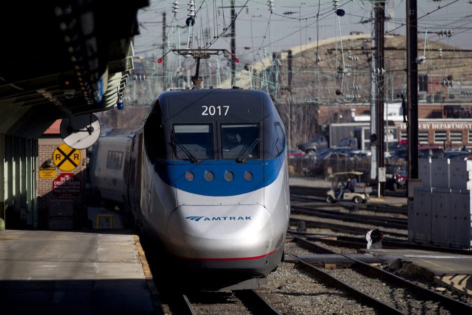 Amtrak launches nonstop NYC-DC service