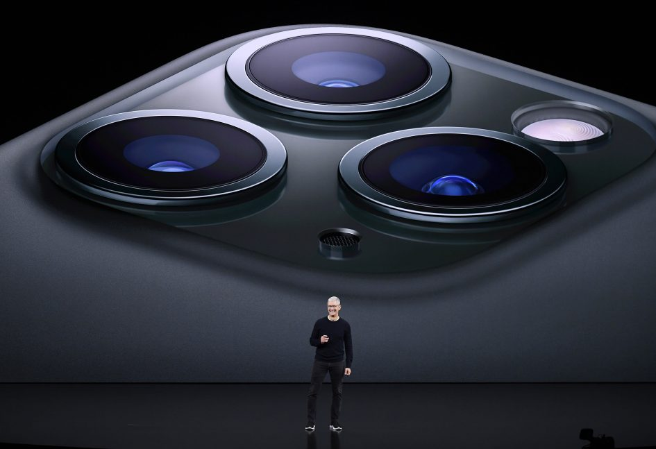 Apple iPhone 11 shows transformation to camera company