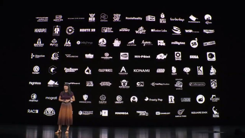 Apple launches Arcade subscription game service
