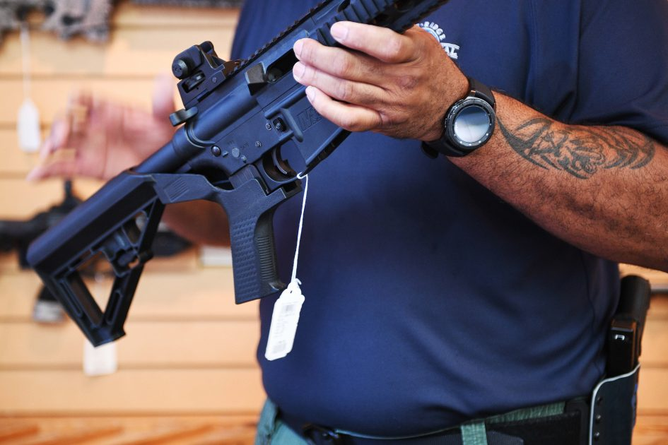 Colt will stop making AR-15s for civilian sale