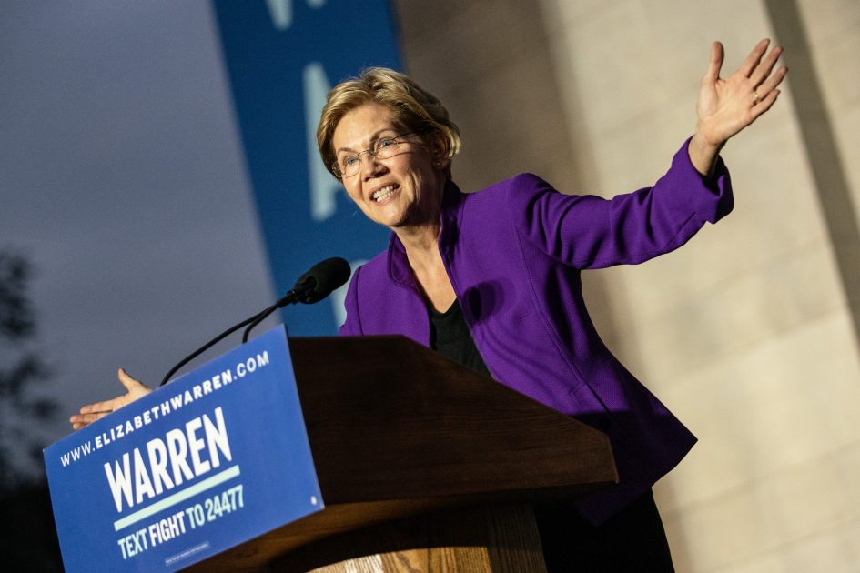 Elizabeth Warren's wealth tax may include $1 million marriage penalty