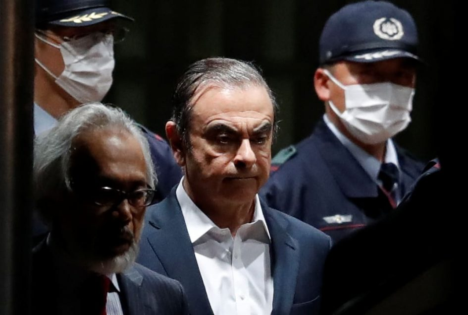 Ex-Nissan CEO Ghosn settles SEC charges over undisclosed compensation