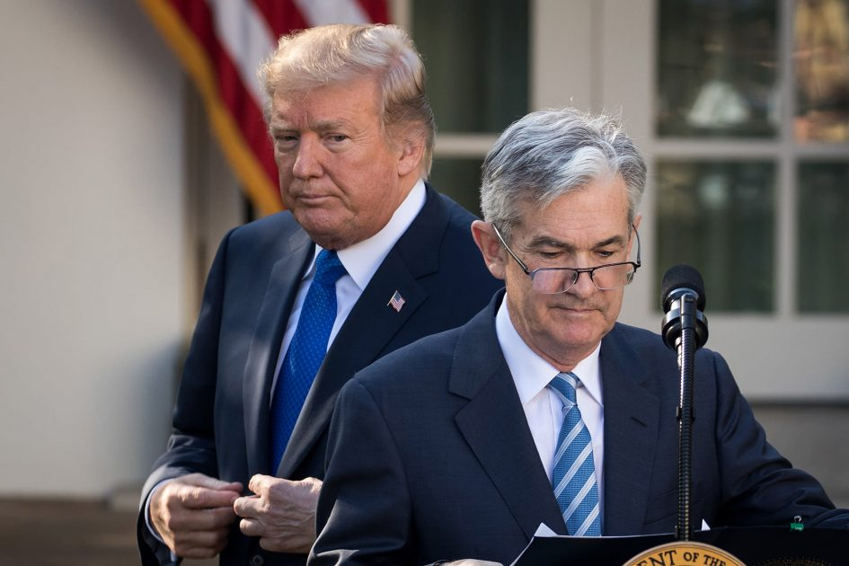 Expect the unexpected from both Powell and Trump