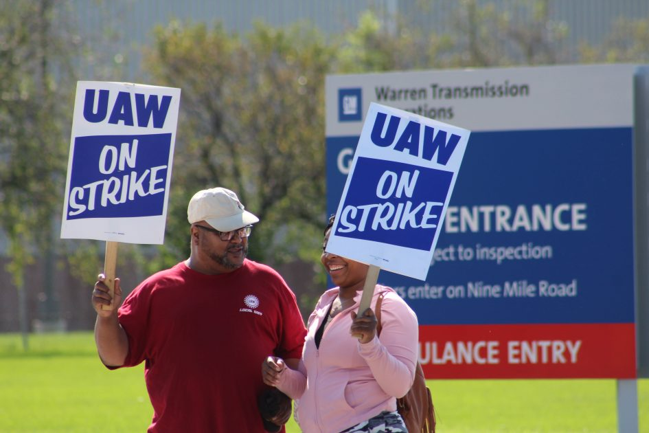 GM furloughs 1,200 additional US, Canadian workers as UAW strike enters second week