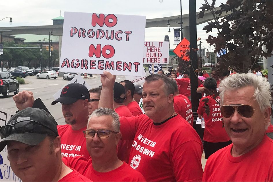 Here's what could make UAW strike Saturday