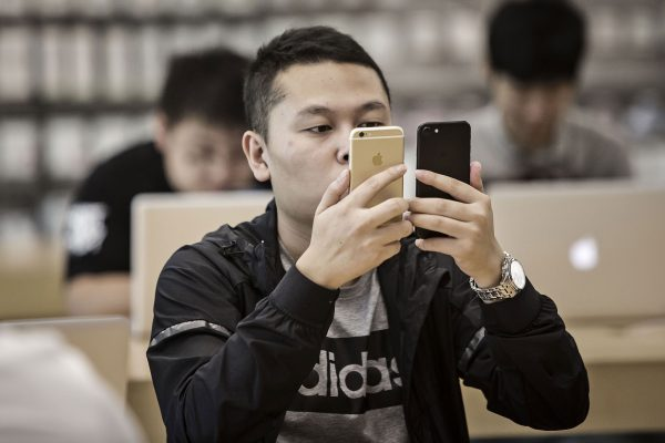 'I'm actually excited' about iPhone sales in China