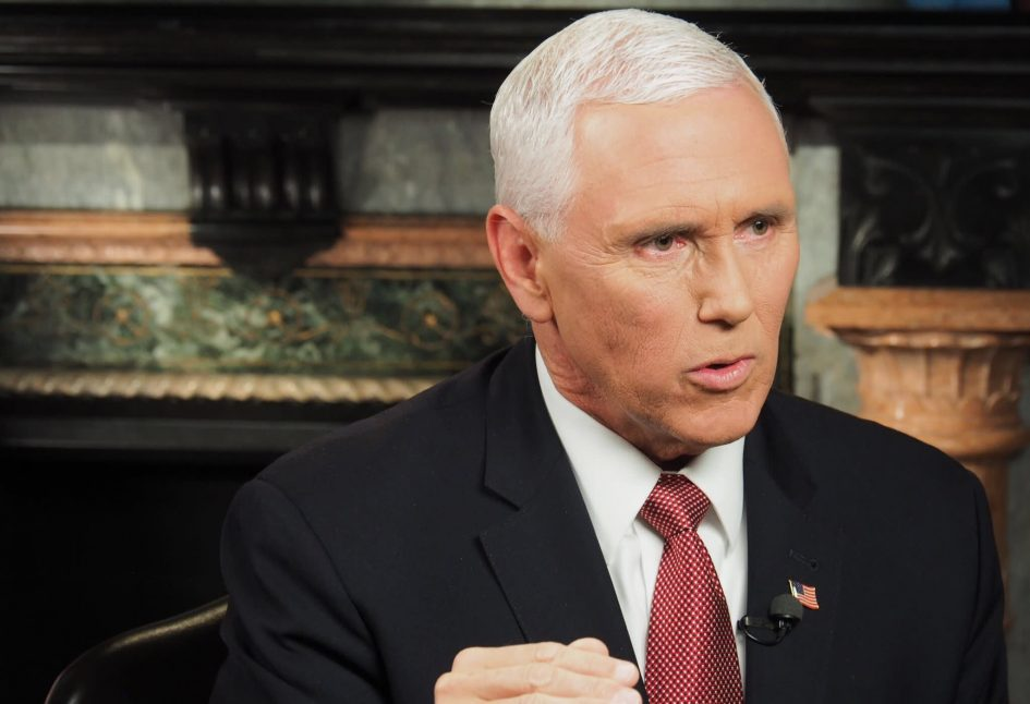 Mike Pence on US-China trade war, goods deficit