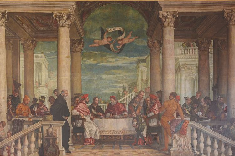 Monumental Veronese painting—once cut into 32 pieces by Austrian soldiers—to undergo fourth restoration