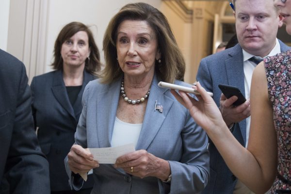 Nancy Pelosi unveils sweeping plan to lower prescription drug prices