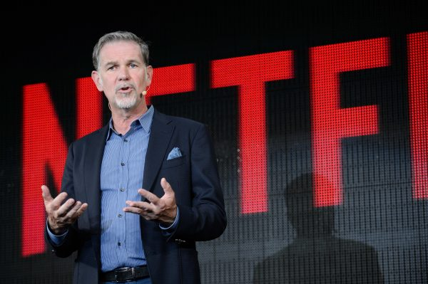 Netflix stock is 'very expensive' under valuation method