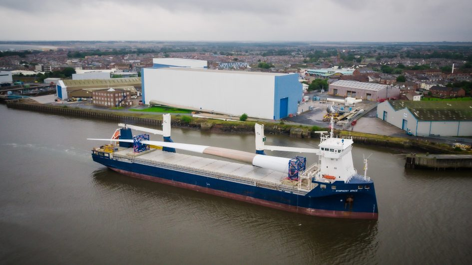 Orsted set to use a massive turbine to power US offshore wind farms