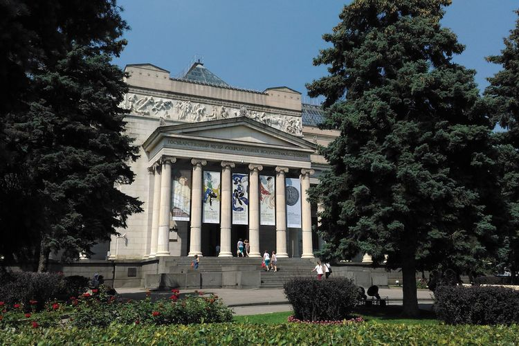 Pushkin State Museum to take control of nine contemporary art centres across Russia