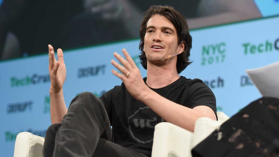 SoftBank asks WeWork to shelve IPO, reports FT