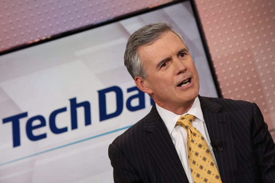 Tech distributor says smaller firms are 'much stronger' than big firms