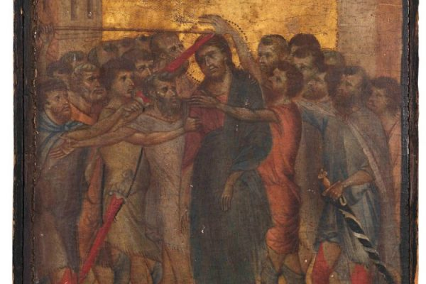 This could be the first Cimabue painting to be sold at auction in recent times