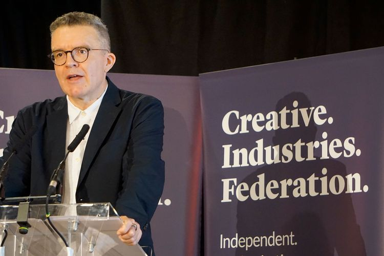 Tom Watson, deputy Labour leader, wants to put 'creativity back at the heart of our classrooms'