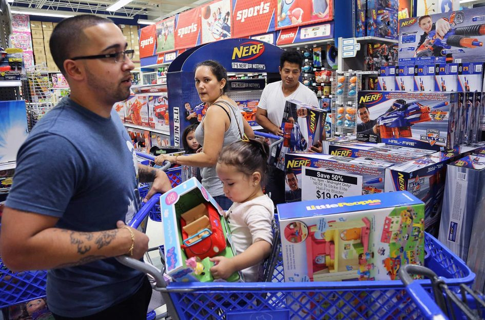 Toy sales are expected to make a comeback this year, NPD says