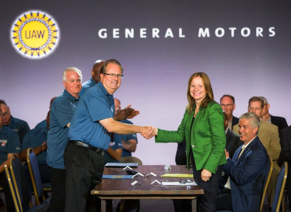 Trump urges General Motors, auto union to 'make a deal' as workers prepare to go on strike