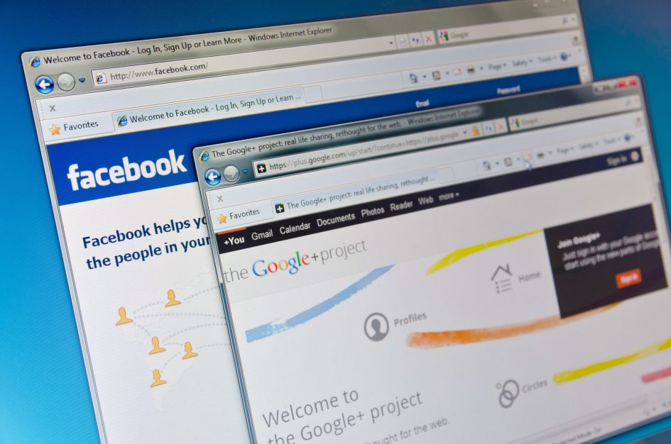 What Facebook and Google can learn from the Internet Explorer case
