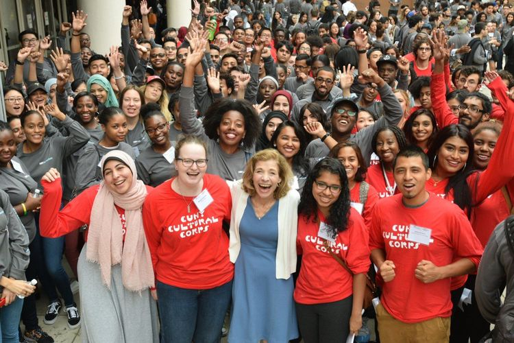 Why it is vital to promote cultural inclusion at New York's institutions