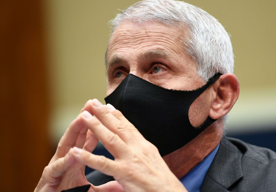 Fauci, other top health officials to testify before lawmakers
