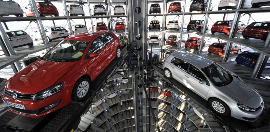 Germany's car industry faces big challenges after coronavirus