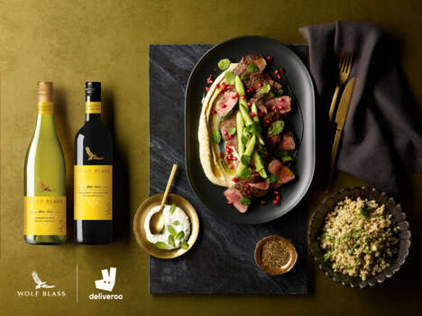 Meal Delivery Wine Samples : Free Wine Sample