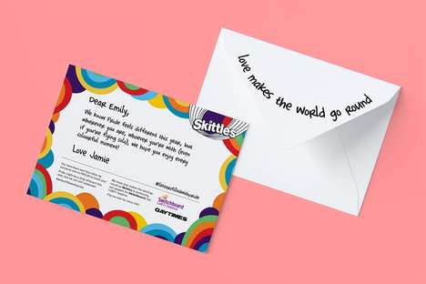 Pride Mail Campaigns : pride mail
