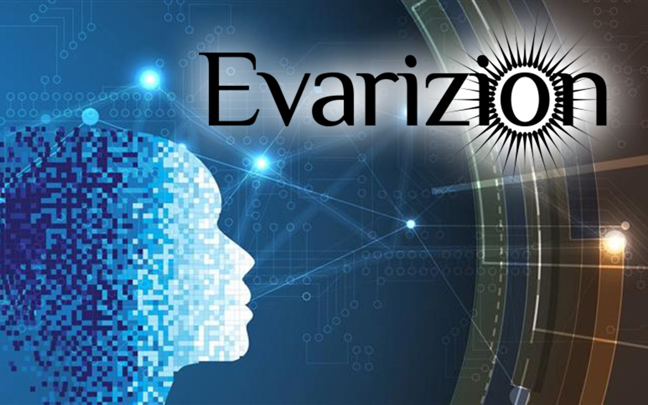 Evarizion - the brand gaining trust.