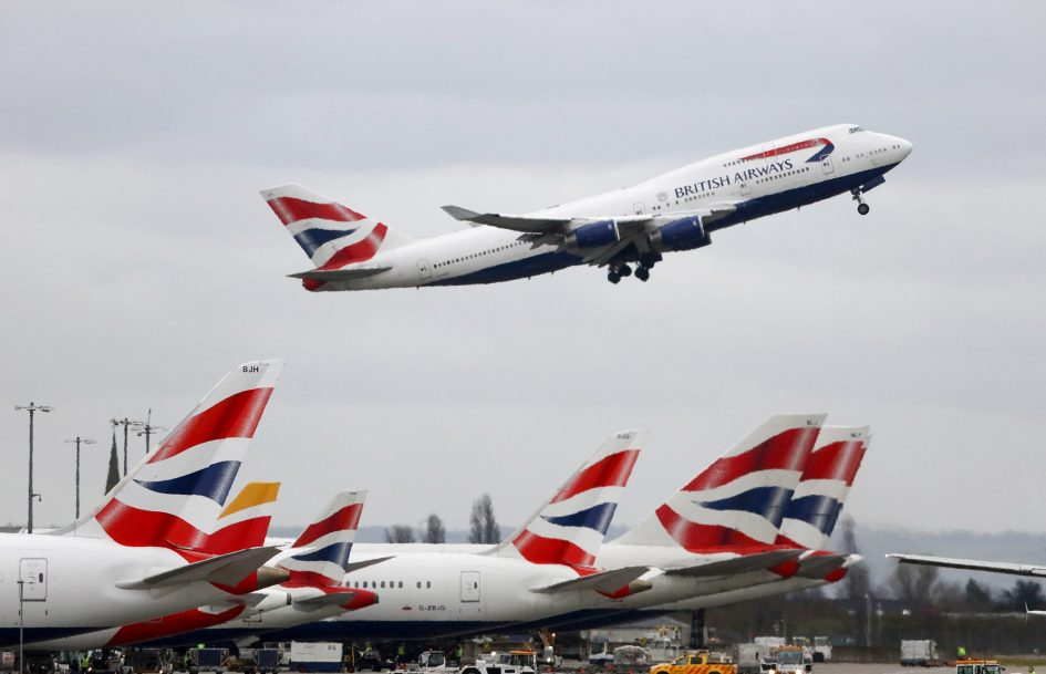 British Airways retires its entire fleet of Boeing 747 jets