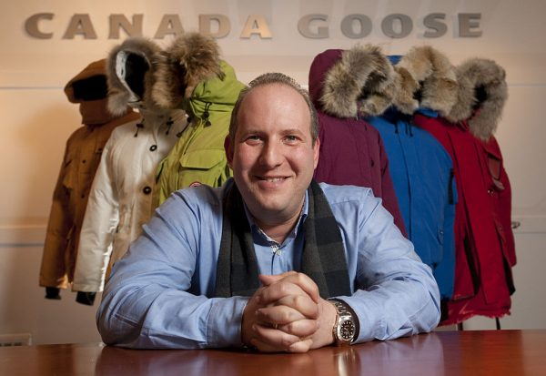 Canada Goose CEO says experiential store is 'a break from the insanity'