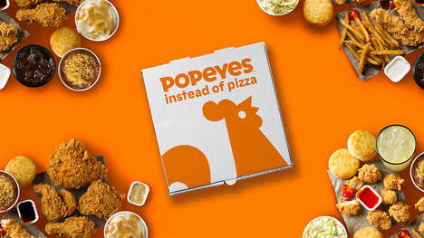 Meal-Trading Campaigns : popeyes