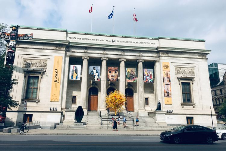 Montreal Museum of Fine Arts placed on 'concerned status' over sacking of director