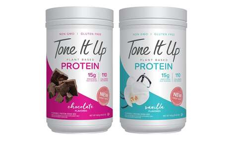 Tone It Up Plant-Based Protein Powders