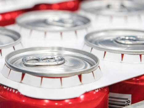 Eco Multipack Soda Packaging : cancollar