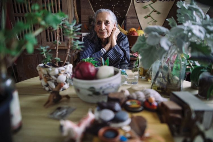 Luchita Hurtado, painter who gained greater fame later in life, has died, aged 99